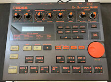 BOSS Dr. Groove DR-202 Drum Machine DR202 w/ Power Adapter