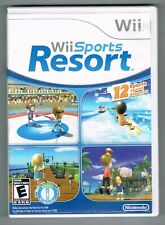 Wii Sports Resort (Wii, 2009) ~ Used Complete ~