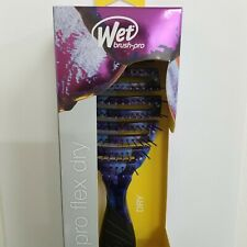 Wet Brush Pro Flex Dry Metamorphosis Sapphire Empress Hair Brush For Women