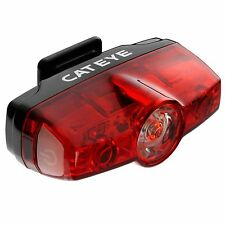 Cateye Rapid Mini 25 Lumen 3 x LED Rechargeable Rear Cycle/Bike/Cycling Light