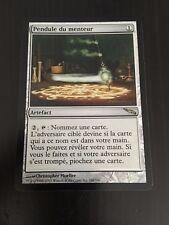 MTG MAGIC MIRRODIN LIAR'S PENDULUM (FRENCH PENDULE DU MENTEUR) NM FOIL