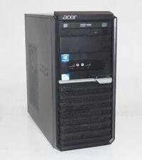 Acer Veriton M290 Intel Pentium G640 2.8GHz, 2 Go RAM, 160 Go HDD, Win 7 Pro