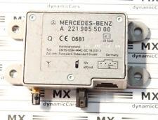 Mercedes e s clase w212 w221 antenas amplificador conducía obra UMTS GSM a2219055000