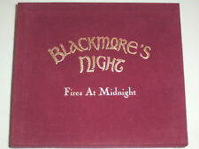 CD Samt Box - Blackmore´s Night First at Midnight - Poster Cards 2001