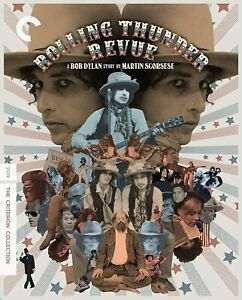 Rolling Thunder Revue: A Bob Dylan Story By Martin Scorsese [Criterion] Blu-ray