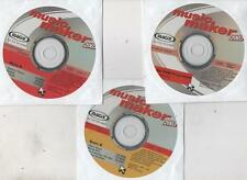 MAGIX MUSIC MAKER 2003 PROGRAMM,INSTALLATION UND 2 ERWEITERUNGEN BASIC EIN B