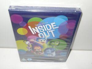 inside out - disney - pixar - dvd
