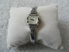 Made in Germany Shock Protected Clinton 21 Jewels Wind Up Ladies Vintage Watch
