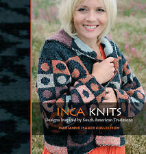 INCA KNITS: DESIGNS INSPIRED by Marianne Isager : WH2-R1D : PBL163 : NEW BOOK