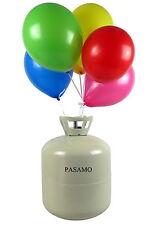 Helium - Marken Ballongas PASAMO – 0,45 m³ Einwegflasche z.B.inkl 50 Ballons