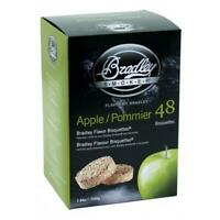 Bradley Apple Bisquettes - 48 Pack