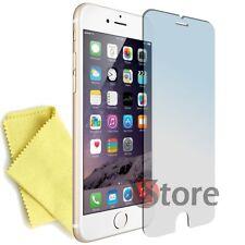 """Pellicola Per iPhone 6S e 6 Proteggi Salva Schermo Display 4.7"""" Fronte + Panno"""