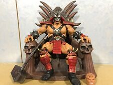 (instock, ready to ship) Storm Collectibles Mortal Kambat : Shao Kahn figure
