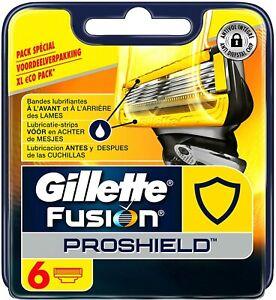 22 Gillette Lames de rasoir Fusion5 ProShield