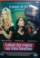DVD LAISSE TES MAINS SUR MES HANCHES Chantal Lauby  Les Nuls tbe