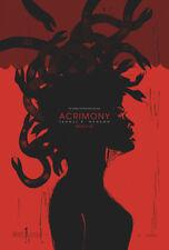 2 ACRIMONY Original Promo Movie Posters 13.5x 20 Taraji P Henson