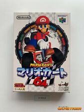 MARIO KART 64 (No Manual) Nintendo 64 JAPAN Ref:310543