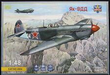 Modelsvit Models 1/48 YAKOVLEV Yak-9 DD Soviet Fighter