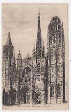 rouen , cathédrale  , ensemble -- -- --