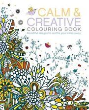 The Calm and Creative Colouring Book (Colouring Books),Arcturus Publishing