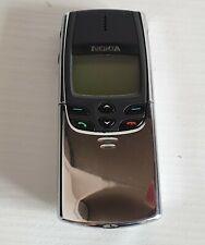 Telefono Cellulare Nokia 8810 Chrome