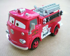 Disney Pixar Cars RED FIRE ENGINE MEGA SIZE Nuovo Sfuso e Perfetto