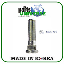 Genuine Kia Hyundai Wheel Stud Factory New OEM # 0K993-33062B