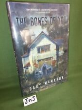 Gary McMahon THE BONES OF YOU  First Signed Numbered Ltd Ed HB 2013 UNREAD