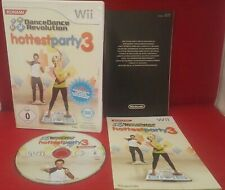 DANCE REVOLUTION: HOTTEST PARTY 3 (Nintendo Wii)