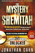 THE MYSTERY OF THE SHEMITAH WITH DVD: Limited Edition by Jonathan Cahn, 2015
