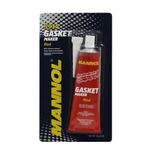 Red Gasket Maker Silicone High Temp Sealer Sealant Water Oil Resists Mannol 85g