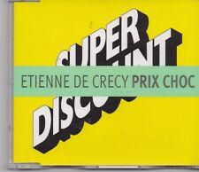 Etienne De Crecy-Prix Choc cd maxi single