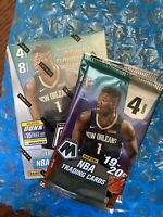 2019-20 Panini Mosaic Basketball Blaster 1 SEALED PACK From Blaster Box
