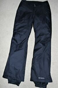 Womens Sz Small Columbia Omnitech Snow Ski Snowboard Pants Waterproof Insulated