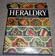 Heraldry : Sources, Symbols, and Meaning (1976, Hardcover)