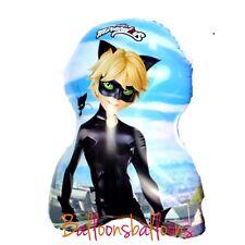 "Miraculous Ladybug 22""  Cat Noir Balloon Helium Party Birthday Decoration"