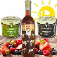 "Gourmet basket ""Aperitif of summer"""