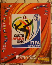 South Africa 2010 Complete Album Stickers Panini World Cup  Latin American editi