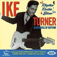 Ike Turner & His Kings Of Rhythm - Rhythm Rockin' Blues (CDCHD 553)