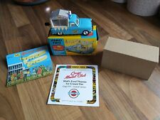 Corgi Toys, Hornby Walls ice Cream Van on Ford Thames Chassis New no 474