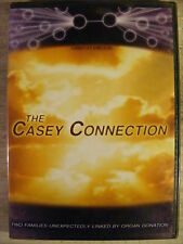 The Casey Connection (DVD) The Relationship Between Organ Donor & Receiver NEW!