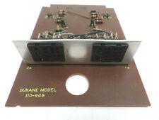 Dukane Circuit Board 110-946 VINTAGE*RARE*