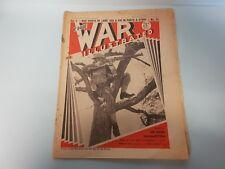 The War Illustrated No. 23 Vol 2 1940 Grenville Graf Spee Ajax Finland Russia