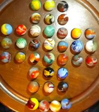 Nice Mixed Lot Of Collectable Vintage Marbles