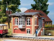 Auhagen 11411 H0 Bausatz Stellwerk Oschatz NEU in OVP