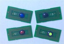 4PCS (KCMY) RICOH MP C2500 Reset Toner Chip for Ricoh MP C2000; C2500 C3000