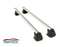 TOYOTA Universal x2 Dachträger aus Aluminium - abschließbar Querträger