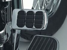 SUZUKI VL1500 LC INTRUDER Chrome Rear Brake Pedal Pad Cover: KURYAKYN 8857