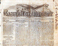 Newspaper Civil War Rebel Spy Dressed as Woman IRS Taxes Bounty Frauds   1865