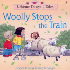 Woolly Stops the Train by Heather Amery (Paperback, 2004)